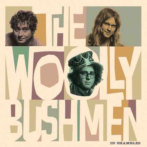 "The Woolly Bushmen - In Shambles 12"" - PRE-ORDER (Release date May 10, 2019)"