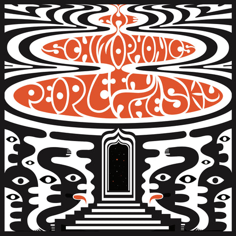 ***PRE-ORDER*** The Schizophonics - People In The Sky LP -- Limited Edition RED VINYL (limit 1 per customer) - estimated ship date October 15, 2019