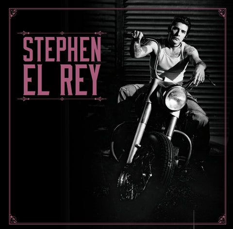 "Stephen El Rey - ""Poor Born"" 7"""