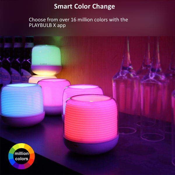 ... MiPow PlayBulb Candle S - USB Rechargeable Color LED Candle Light with 16 Million Colors ... : color lighting - www.canuckmediamonitor.org