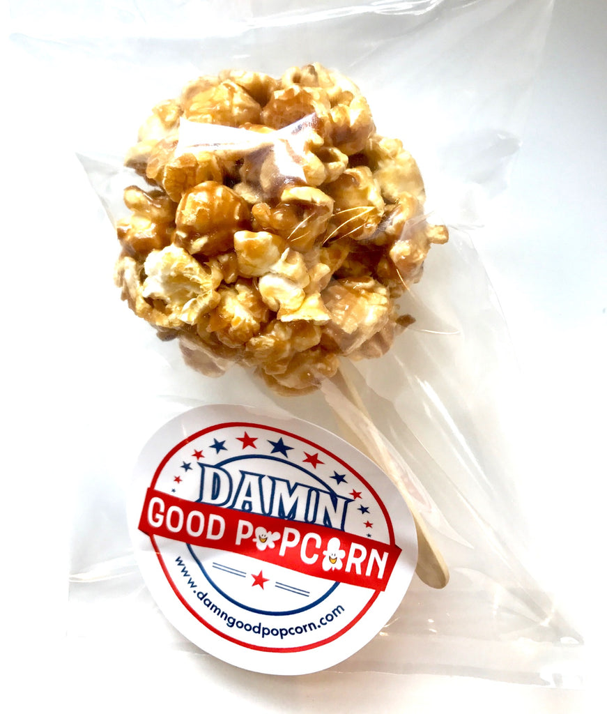We Now Have Popcorn Balls!