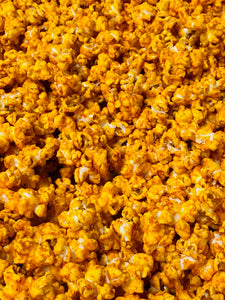 New Hotter Than Hell Habanero Cheese Popcorn