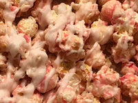 Candy Cane Peppermint Popcorn