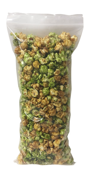 Gourmet Caramel Apple Popcorn Green Apple Caramel Popcorn