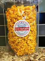 Hot Jalapeno Cheddar Cheese Popcorn Spicy Hot