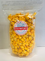 Monster Cheddar Cheese Popcorn