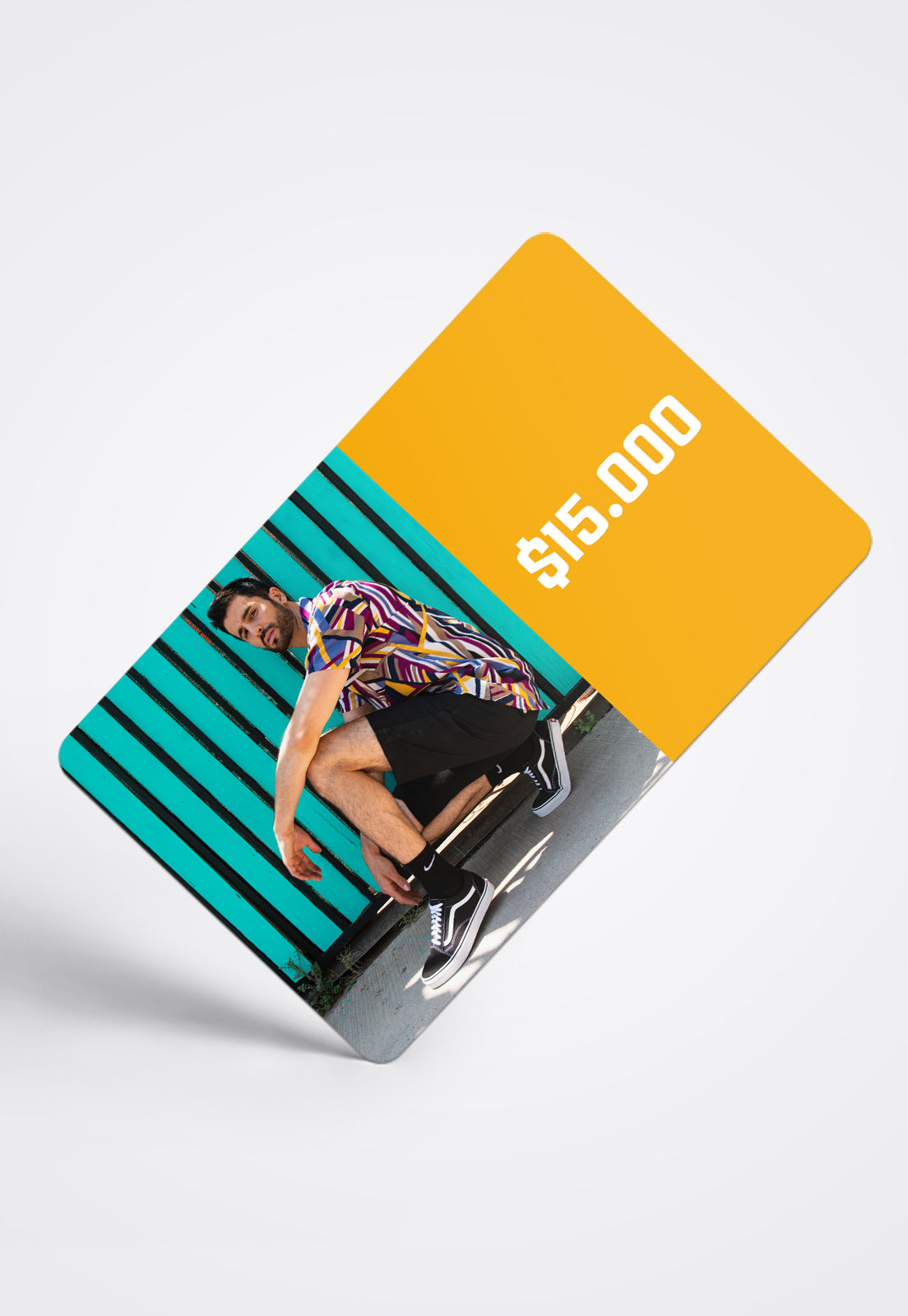 E-Gift Card de $15.000 - libre_apparel