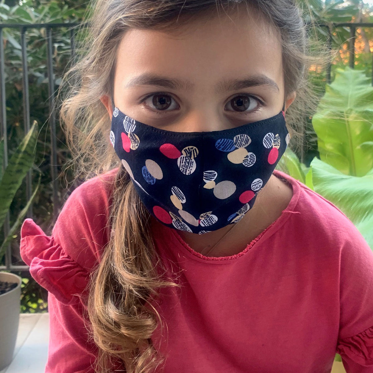 Mascarilla Singular KIDS - libre_apparel
