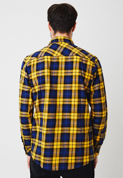 Yellow flannel - libre_scl