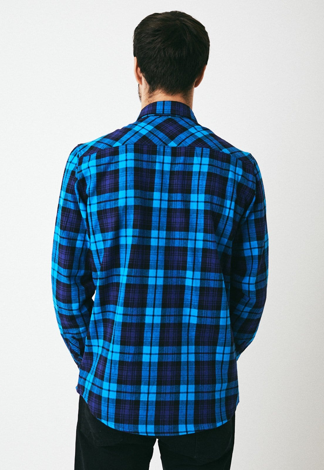 Blue flannel - libre_scl