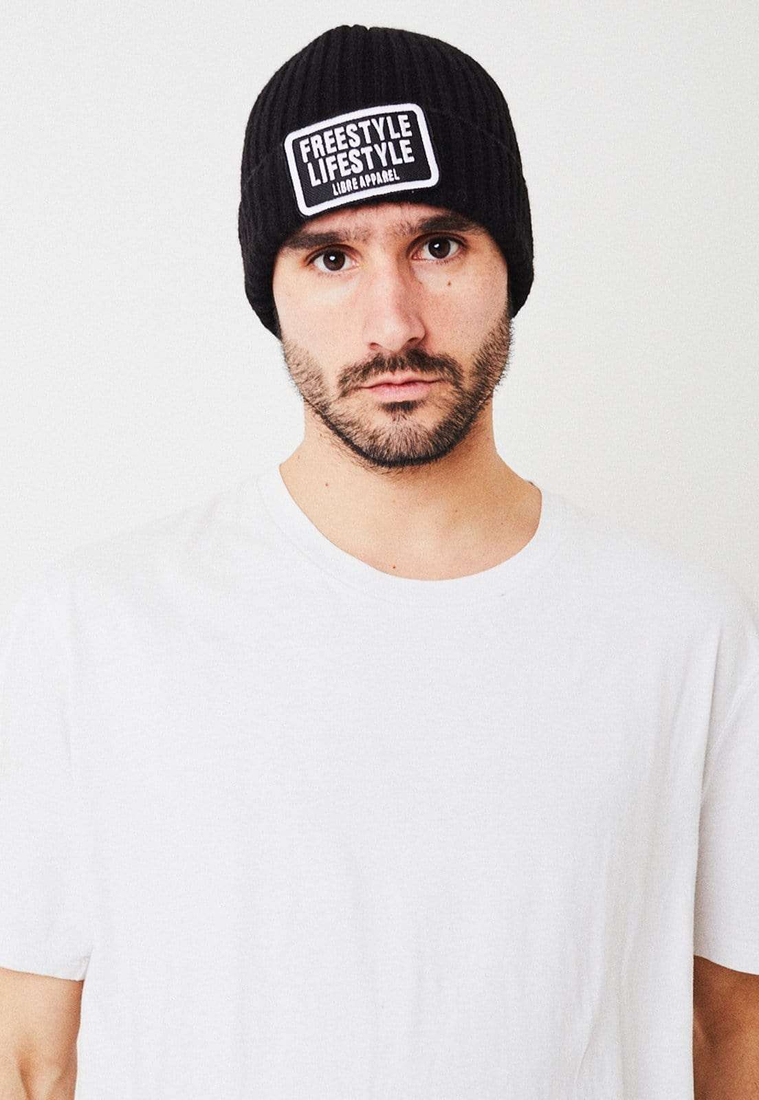 Beanie freestyle black