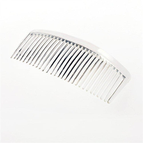 HC02 Clear  Plastic comb  - DOES NOT BREAK