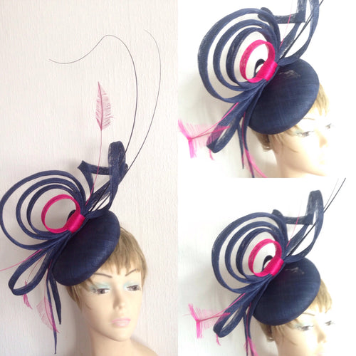Fascinator Hat An Absolute Beauty
