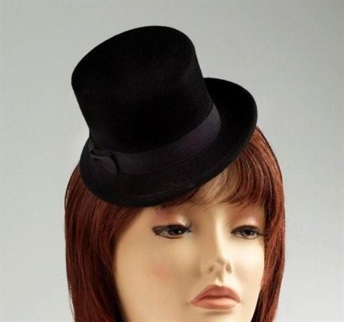 FAC13 Felt top hat