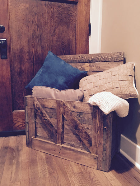 Reclaimed Storage Chest