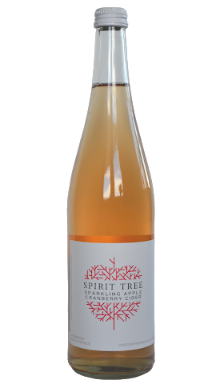 Spirit Tree Cider Cranberry