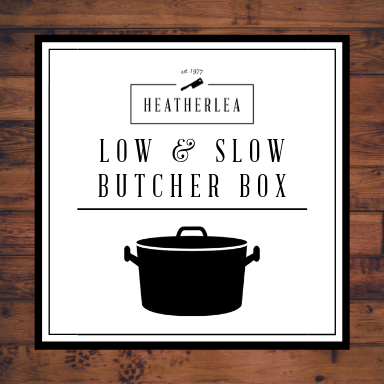 Low & Slow Butcher Box
