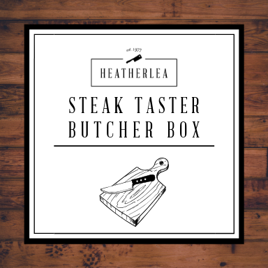Steak Taster Butcher Box