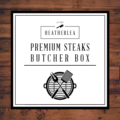 Premium Steaks Butcher Box