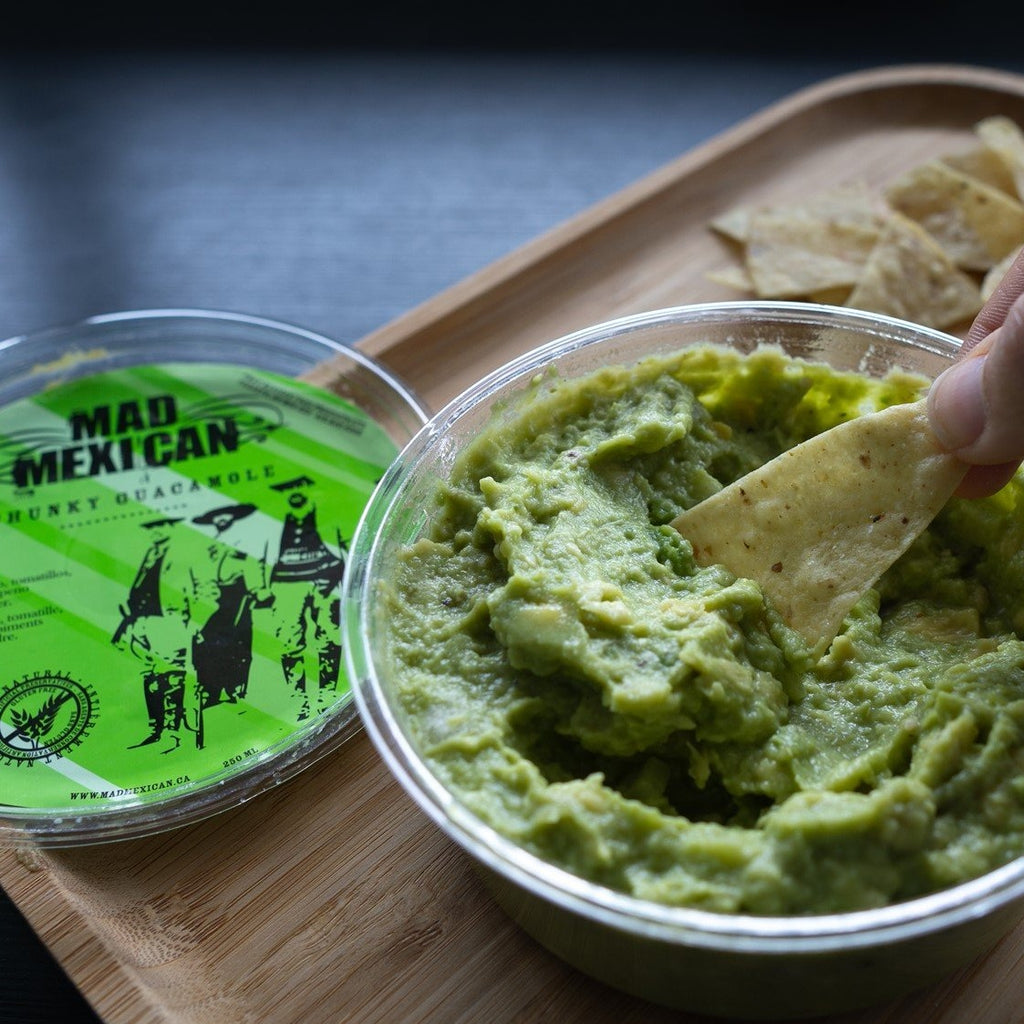 Mad Mexican Dips