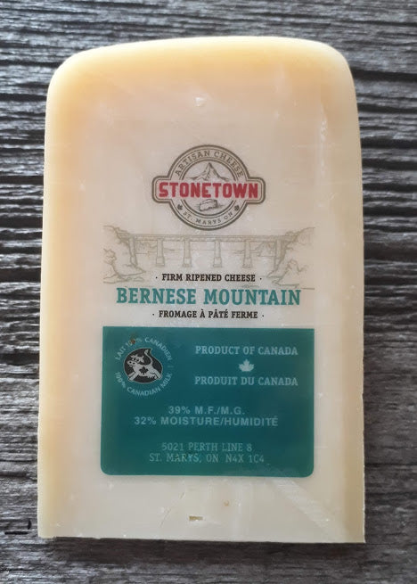 Stonetown Artisan Cheese - Bernese Mountain