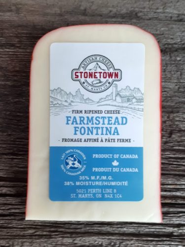 Stowntown Artisan Cheese - Fontina