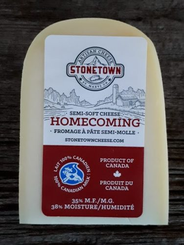 Stowntown Artisan Cheese Homecoming