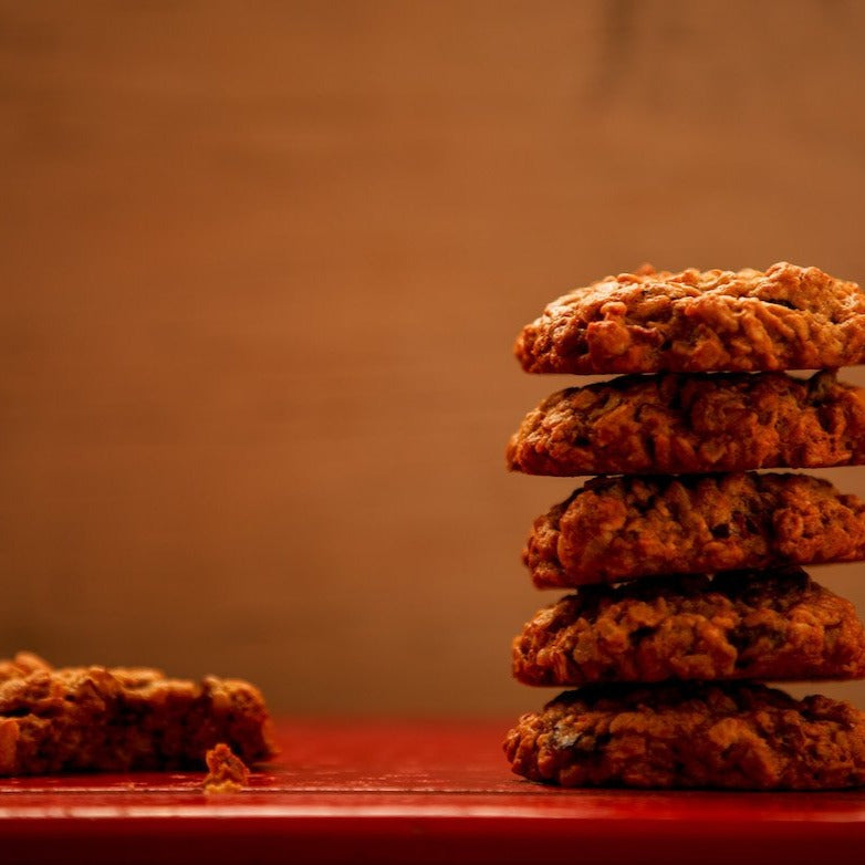 Oatmeal, Cranberry, Walnut Cookie