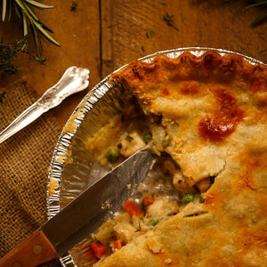 Chicken Pot Pie - large