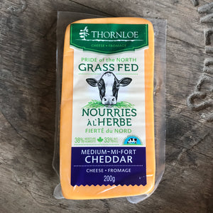 Thornloe Cheese - Medium Cheddar
