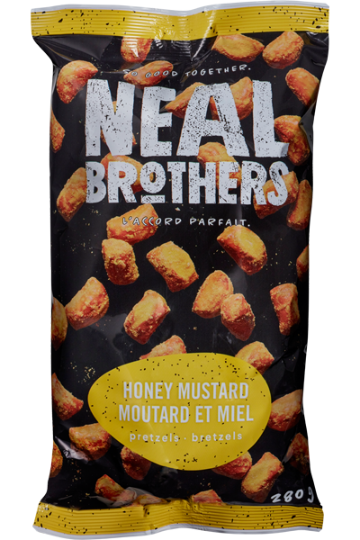 Neal Brothers Pretzel Snacks