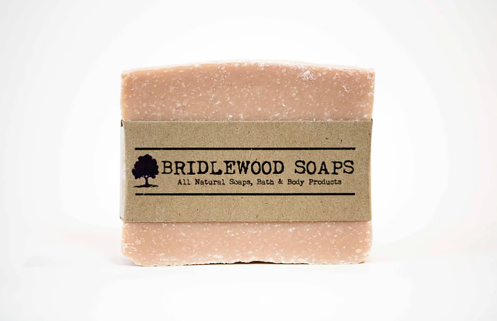 Pink Salt Soap Bar (Bridlewood Soaps)