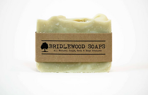 Sage & Citrus Soap Bar (Bridlewood Soaps)