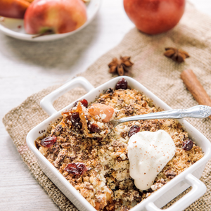 Apple & Pear Crisp