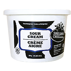 Sheldon Sour Cream