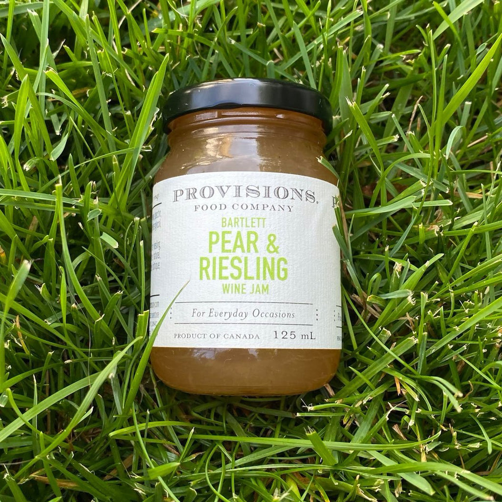 Provisions Food Company Pear & Riesling Wine Jam  - 125 ml