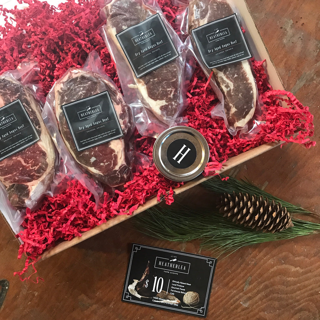 Holiday Gift Butcher Box