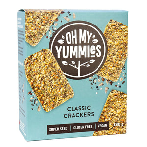 Yummies GF Crackers