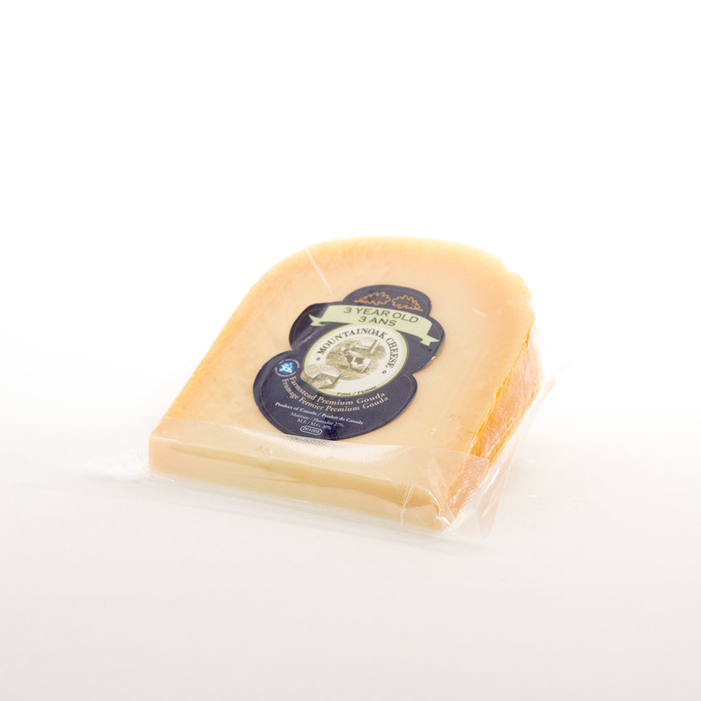 Mountainoak Cheese - 3 YR Gouda