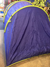 Freedom Trail Lombok 3 DLX three man berth person deluxe tunnel tent RRP £90