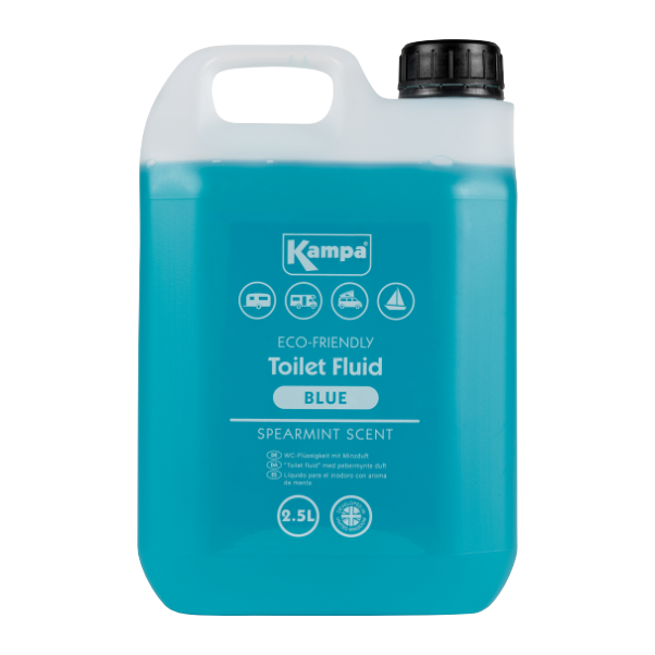Kampa Dometic Toilet Fluid - Blue 2.5L