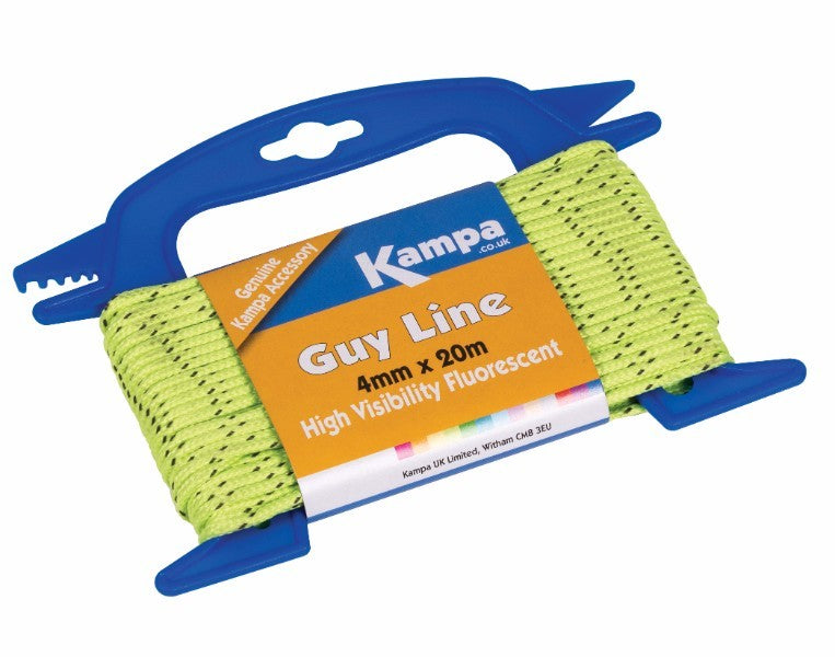Kampa Dometic Fluorescent Guy Line