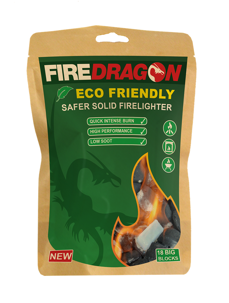 Fire Dragon Solid Firelighters