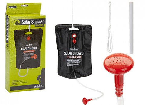 Summit Solar Shower 20L