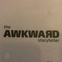 The Awkward Storyteller - Adult Party Game Episodes 1 & 2 Set BRAND NEW SEALED