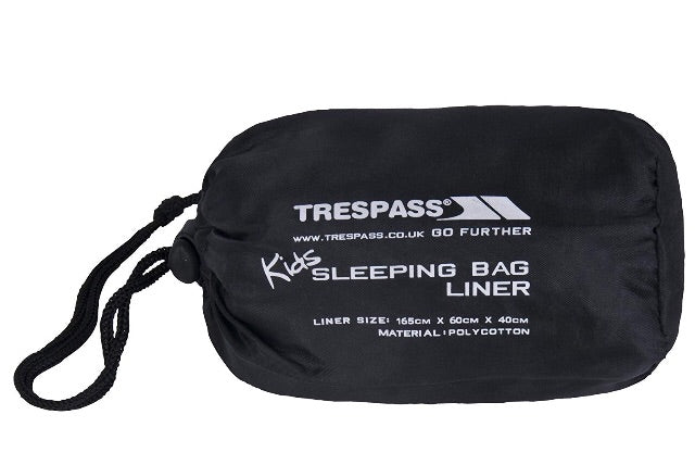 Trespass Slumber kids Sleeping bag liner