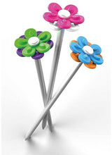 Blue Diamond Daisy Pegs