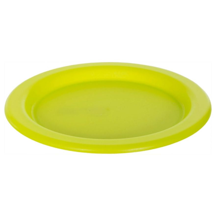 Trespass plastic plate
