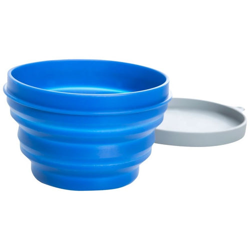 Trespass 500ML SILICONE COLLAPSIBLE BOWL