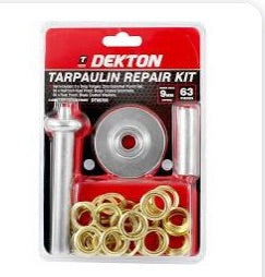 DEKTON tarpaulin repair kit